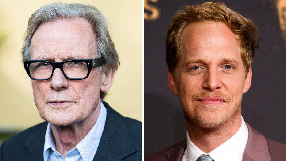Billy Nighy and Chris Geere - Split - Getty - H 2018