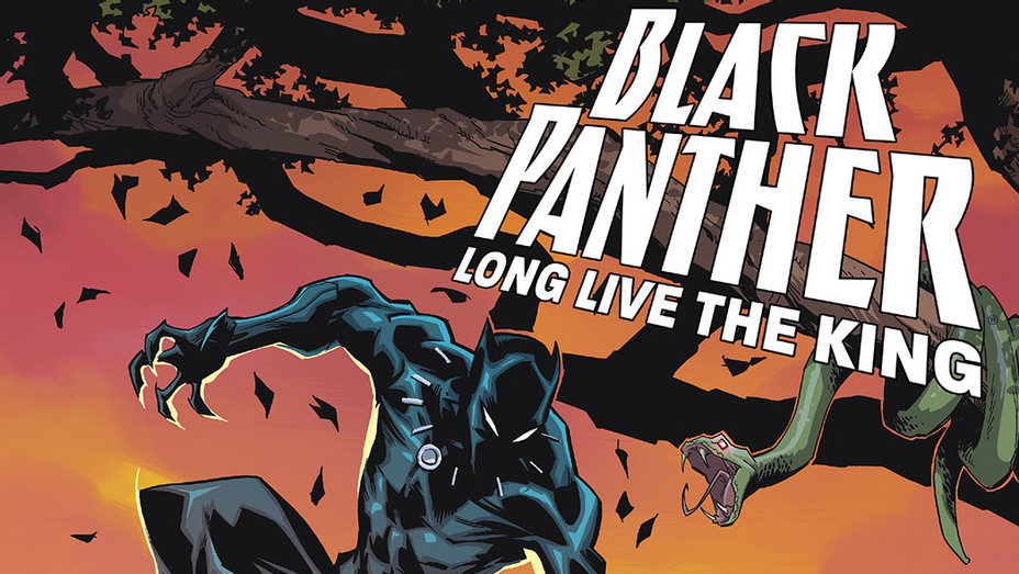 Black Panther: Long Live The King_Cover - Publicity - P 2018