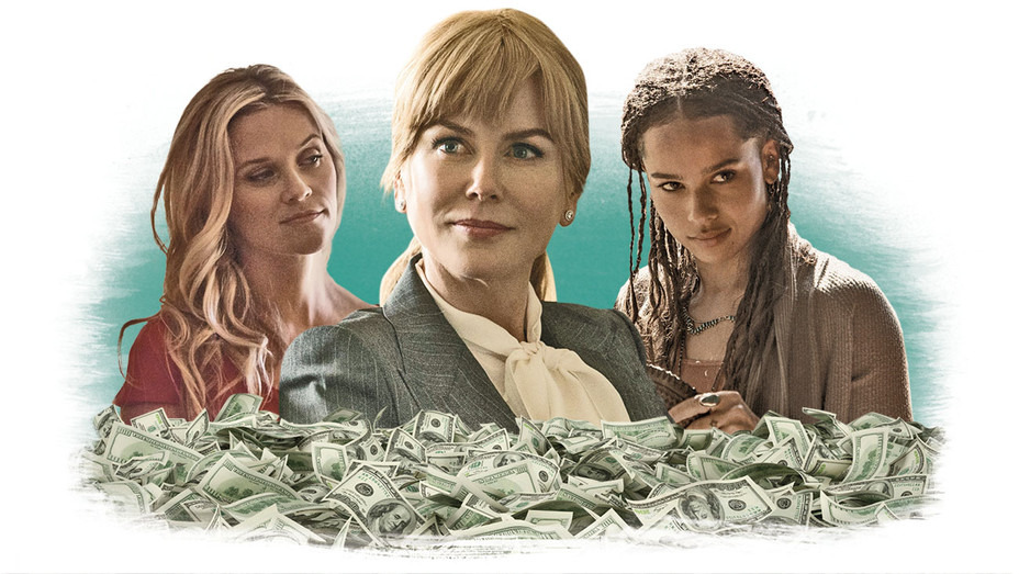 How HBO's Big?Little?Lies Stars Leveraged Apple for Big Paydays Photo Illustration- Publicity-H 2018