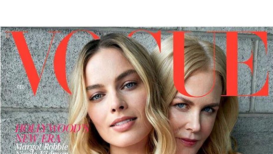 British vogue Screen shot - February 2018 Cover - Screen shot-P 2018