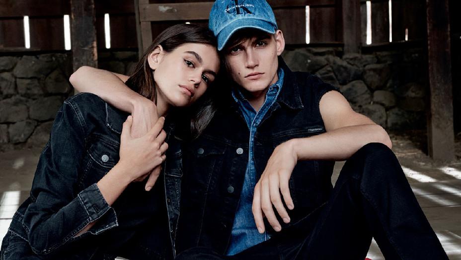 Kaia and Presley Gerber My Calvins Ad - Publicity - H 2017