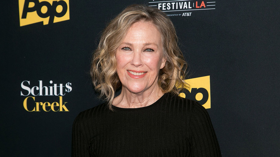 Catherine O'Hara - Getty - H 2018