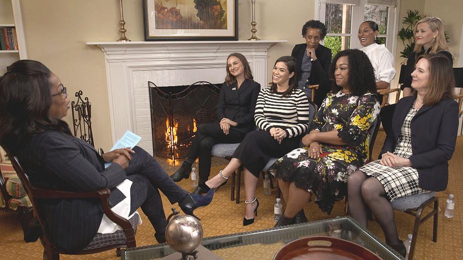 CBS Sunday Morning - Winfrey - Time's Up-Publicity-H 2018