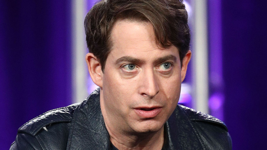 Charlie Walk Serious - Getty - H 2018