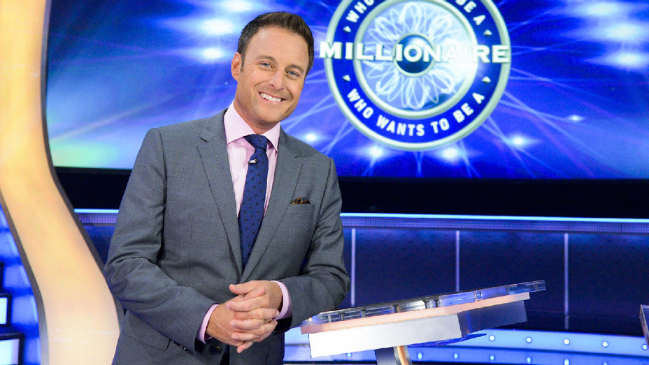 Chris Harrison Who Wants to be a Millionaire - Publicity - H 2018