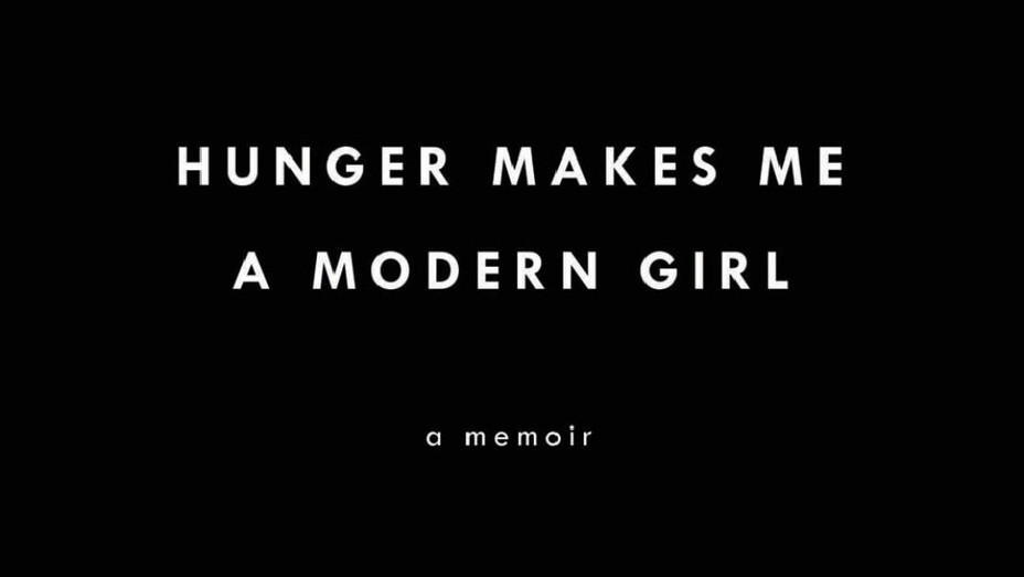 Hunger Makes Me a Modern Girl Cover - Publicity - P 2018