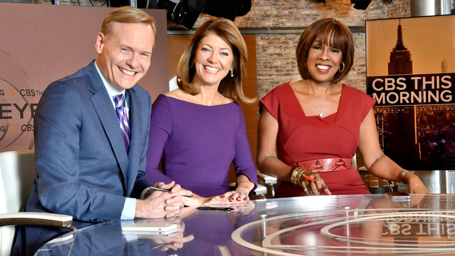 CBS This Morning official photo -  John Dickerson - Publicity- H 2018