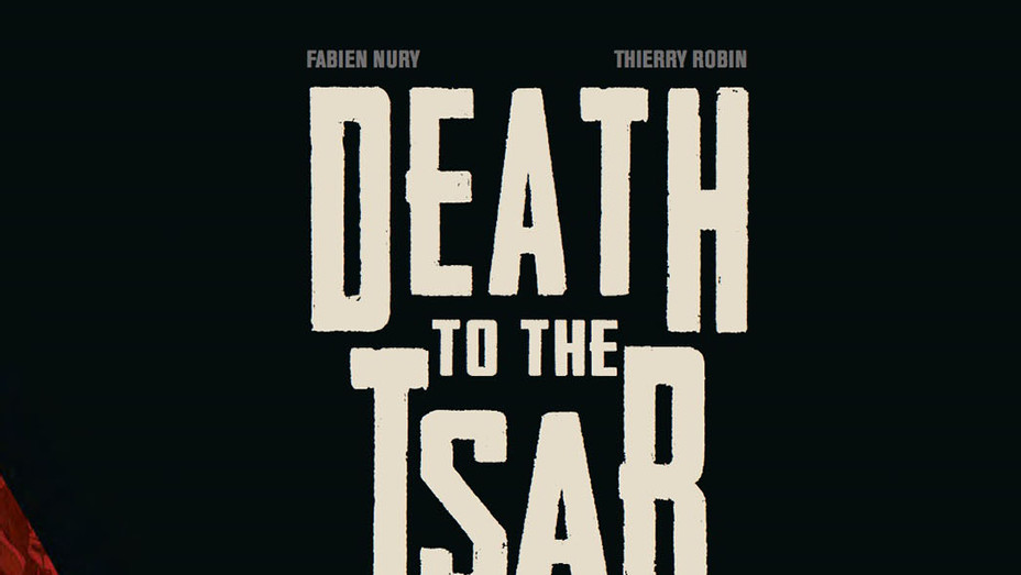 Death to the Tsar -Thierry Robin Titan Comics - P 2018