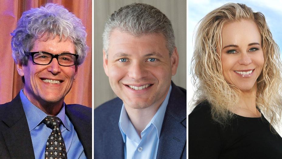 Don Passman, Josh Friedlander and Dina LaPolt - Split - Publicity - H 2018