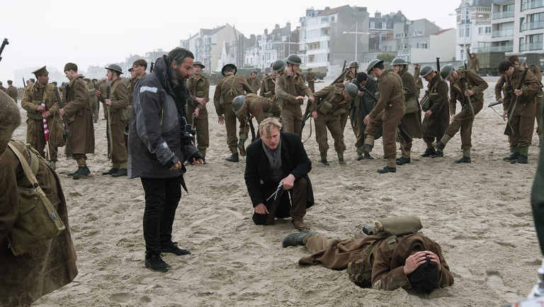 Making of 'Dunkirk': Christopher Nolan's Obsessive $100M Re-creation of the Pivotal WWII Battle