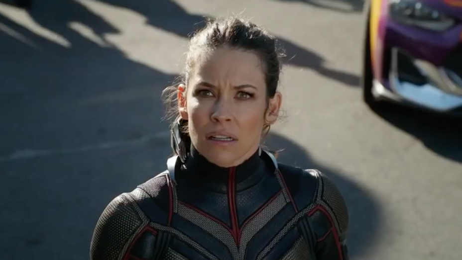 Evangeline Lilly - Ant-Man and the Wasp Trailer Still - H 2018