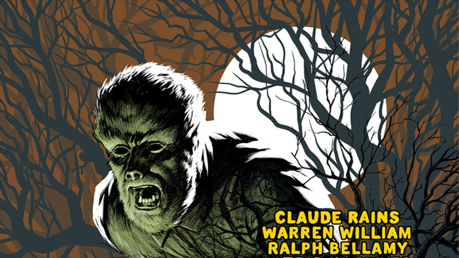 Universal Monsters -WolfMan - Publicity-P 2017