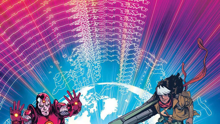 Exiles Cover - David Marquez Marvel Entertainment -Publicity- P 2018