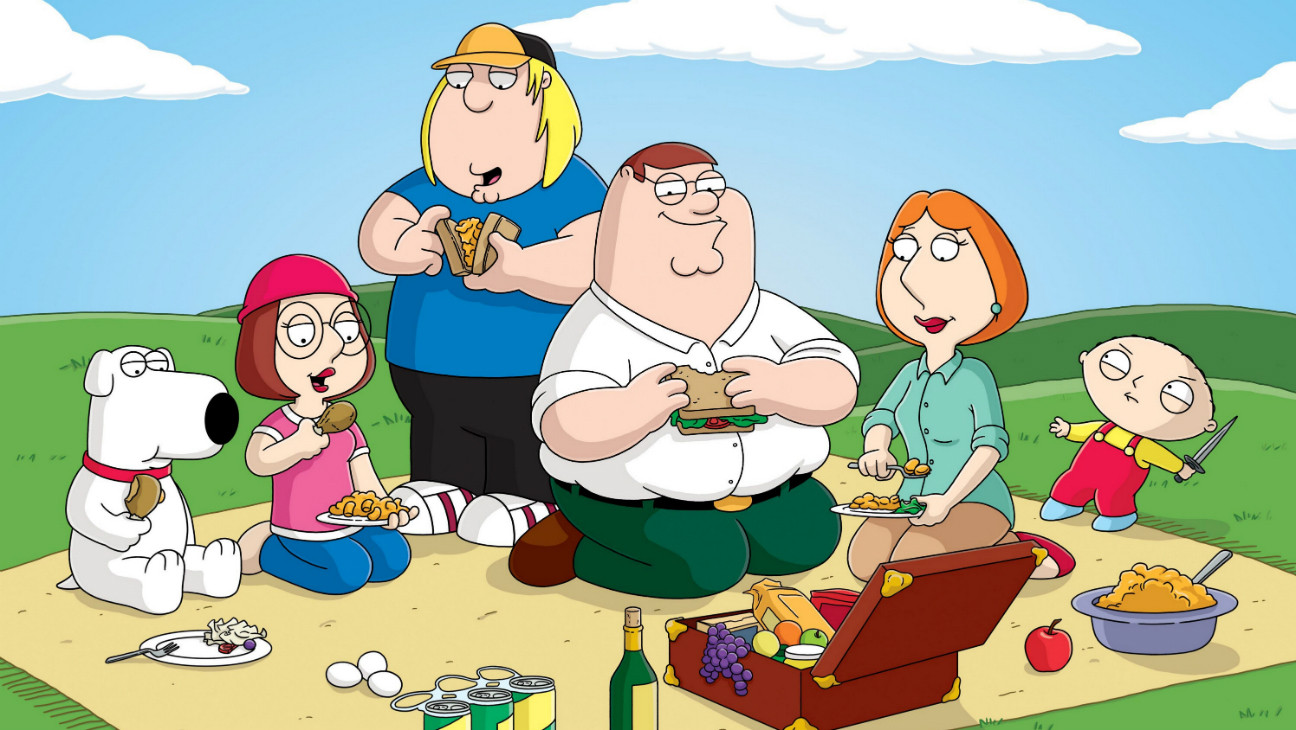 Family Guy Hits 300 F Ing Episodes Seth Macfarlane And Co Talk Legacy And Fox Future Under Disney Hollywood Reporter