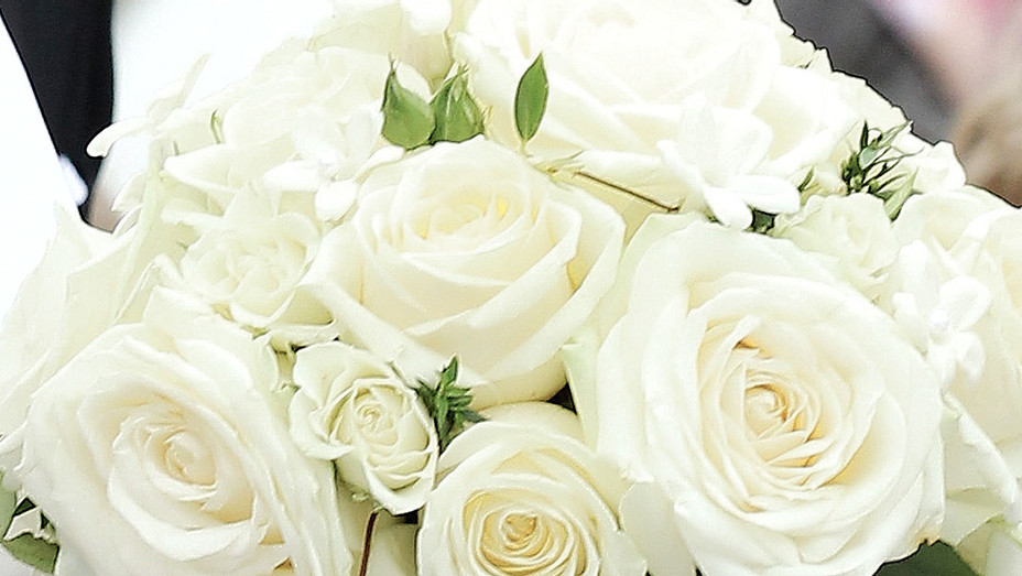White Roses Generic bouquet -  Getty - H 2018