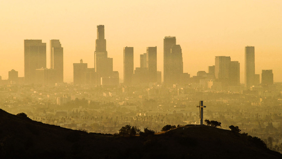 Downtown Los Angeles Skyline 1 - Getty - H 2018
