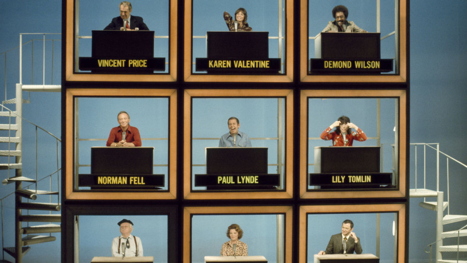 'Hollywood Squares' - Getty - H 2018