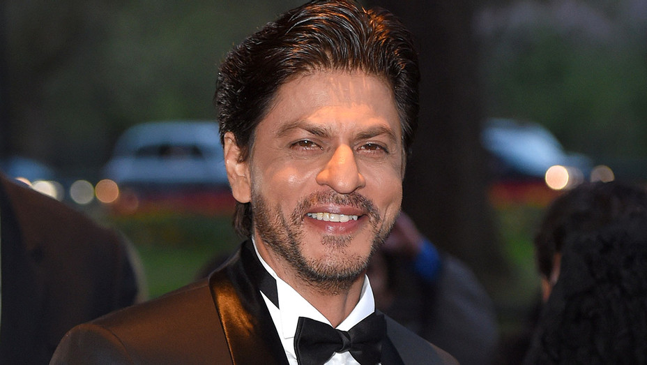 Shah Rukh Khan attends The Asian Awards 2015 at The Grosvenor House Hotel  -Getty-H 2018