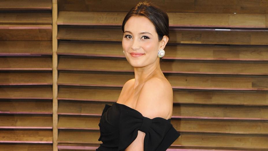 Emma Heming Willis - 2014 Vanity Fair Oscar Party - Getty - H 2018
