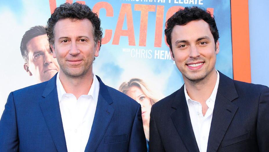 Jonathan Goldstein and John Francis Daley - Vacation Premiere - Getty - H 2018