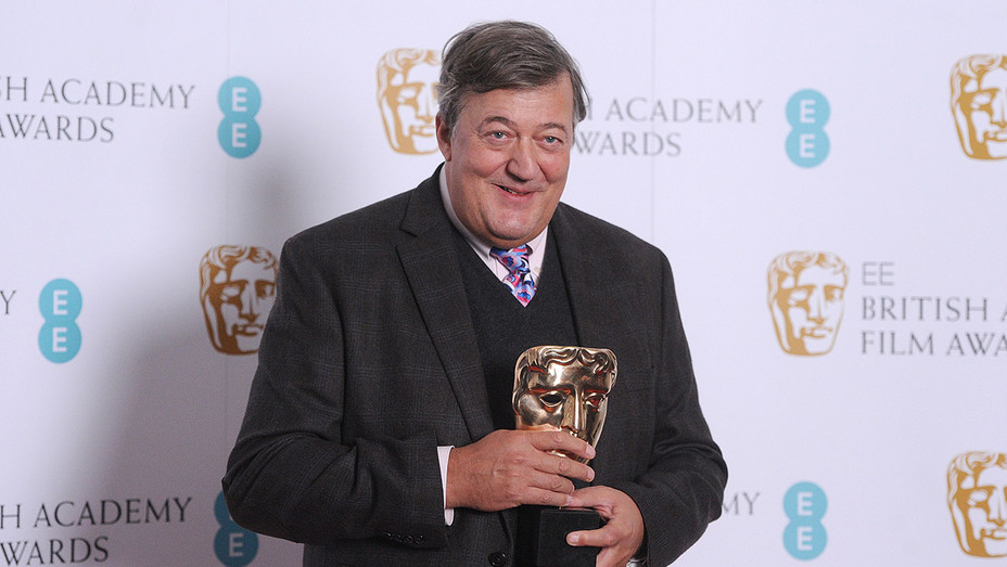 Stephen Fry –H –2018