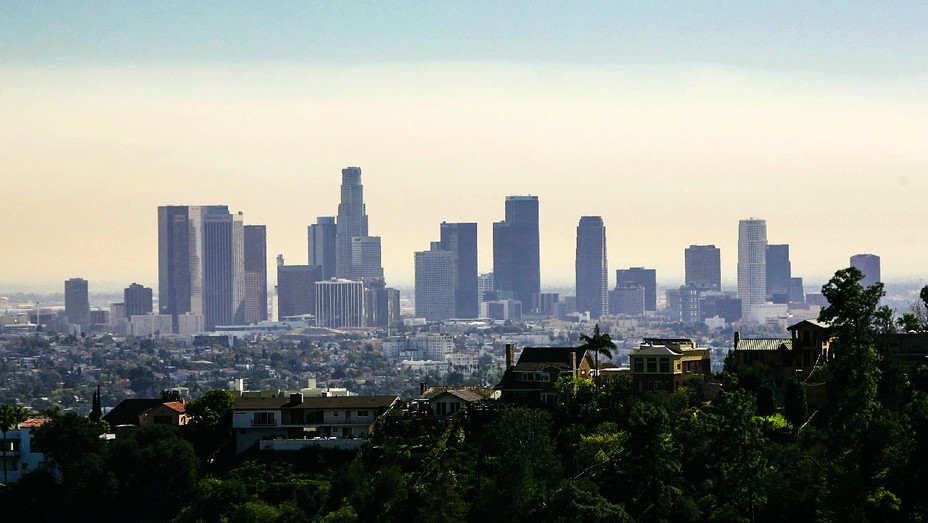 Downtown Los Angeles Skyline 2 - Getty - H 2018