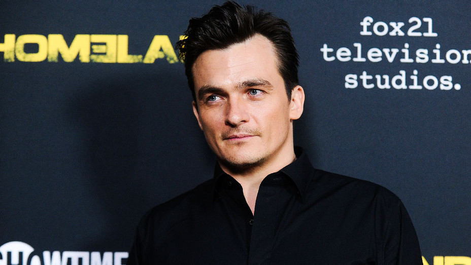 Rupert Friend - 2017 Homeland Screening - Getty - H 2018
