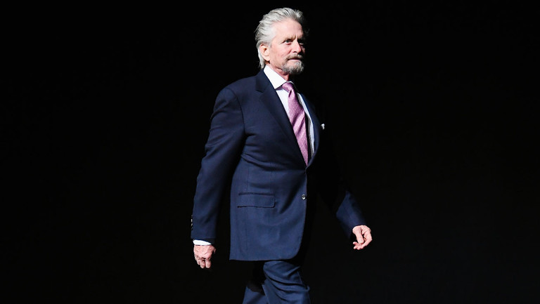 Michael Douglas, Alleged Harassment, Media and the #MeToo Moment