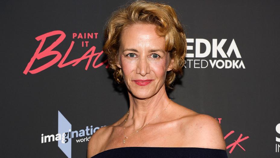 Janet McTeer - Paint it Black New York Premiere - Getty - H 2018
