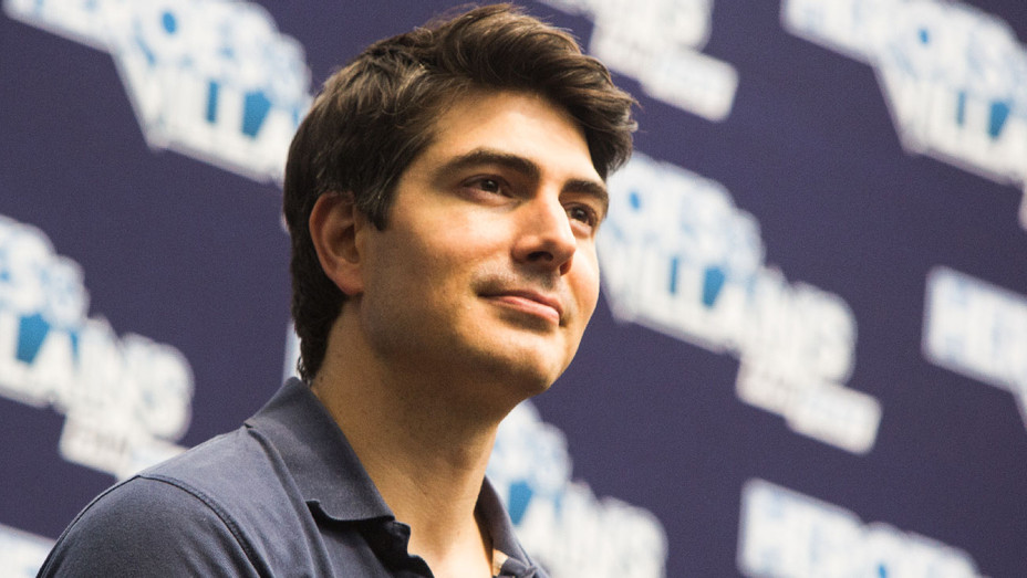 Brandon Routh - Heroes and Villains Convention Day 2 - Getty - H 2018