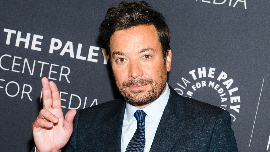 Jimmy Fallon - 2017 Paley Center for Media Presents - Getty - H 2018