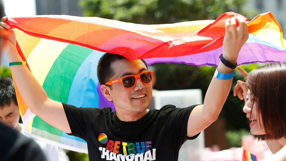Gay Pride China - Getty - H 2018