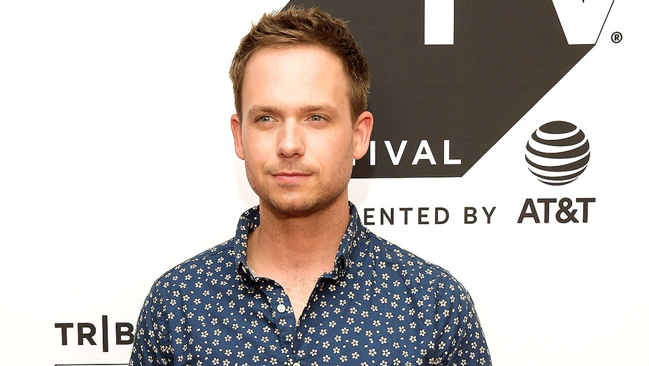 Patrick J. Adams attends the Tribeca TV Festival screening of Pillow Talk - Getty-H 2018