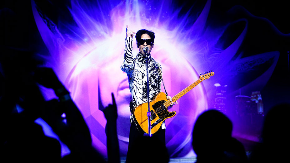 Prince - 2009 One Night Performance - Getty - Embed 2018