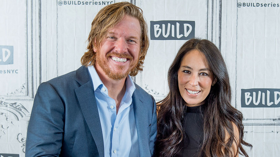 Chip and Joanna Gaines -Build Series - Getty - H 2017