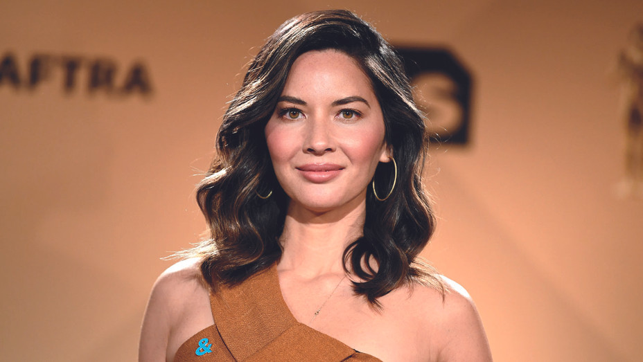 Olivia Munn -24th Annual Screen Actors Guild Awards Nominations - Getty- H 2018