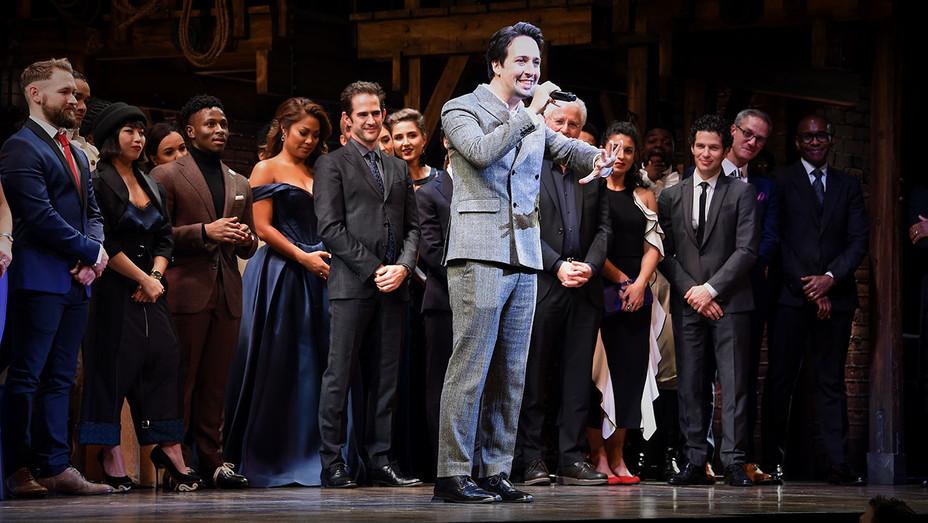 Hamilton at The Victoria Palace Theatre - December 21, 2017 - Getty-H 2018