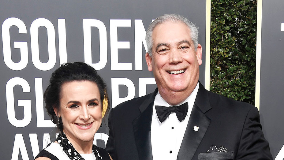 Representatives from EY - The 75th Annual Golden Globe Awards - Getty -P  2018
