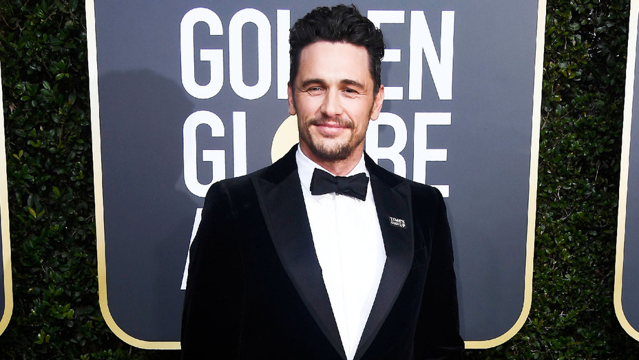 James Franco - 75th Annual Golden Globes - Getty - H 2018