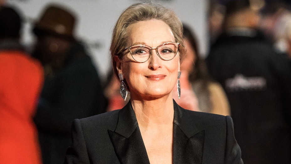 Meryl Streep - 2018 The Post European Premiere - Getty - H 2018