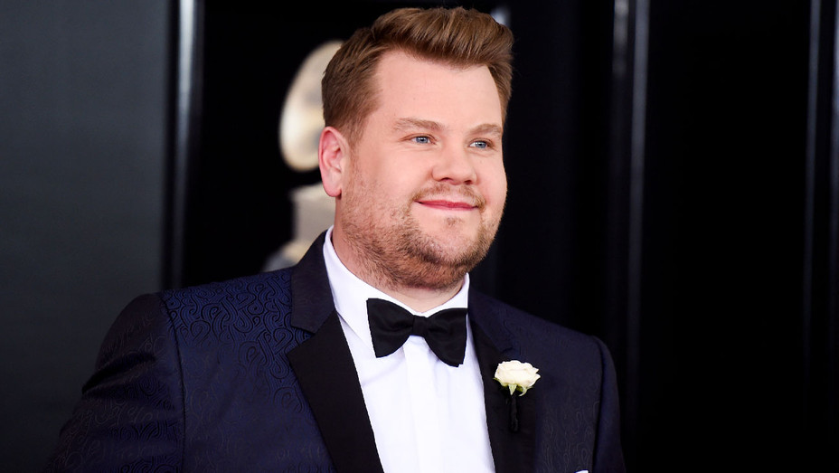 James Corden - 2018 Grammys - Getty - H 2018