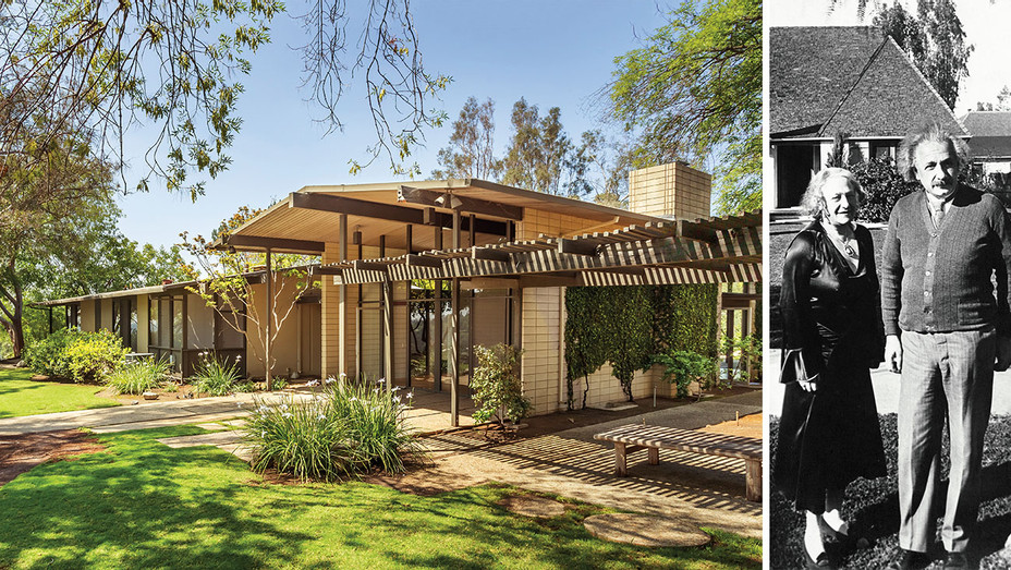 Hollywood A-listers Are Buying Historic Homes in Pasadena - Getty- One Time Use Only-H 2018