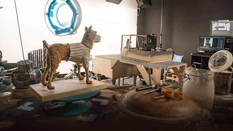 ISLE OF DOGS_BTS - Publicity - H 2018
