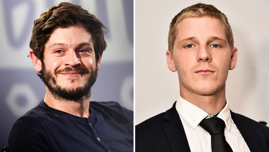 Iwan Rheon and Daniel Webber - Split - Getty - H 2018