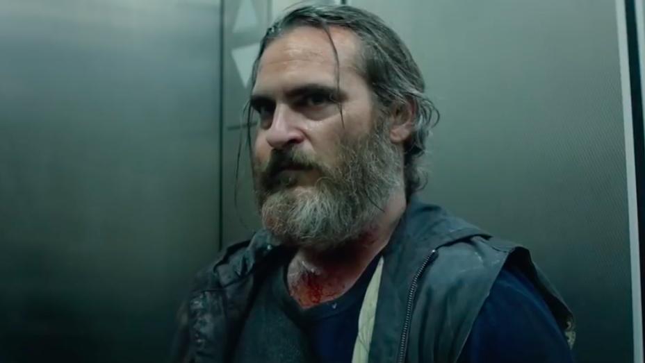 Joaquin Phoenix - You Were Never Really Here International Trailer Still - H 2018