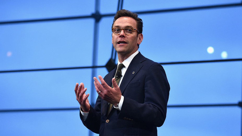 James Murdoch - Getty - H 2018