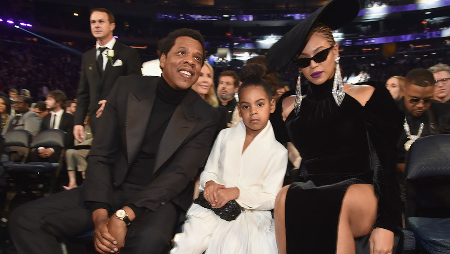 Jay Z_Blue Ivy Carter_Beyonce - Getty - H 2018