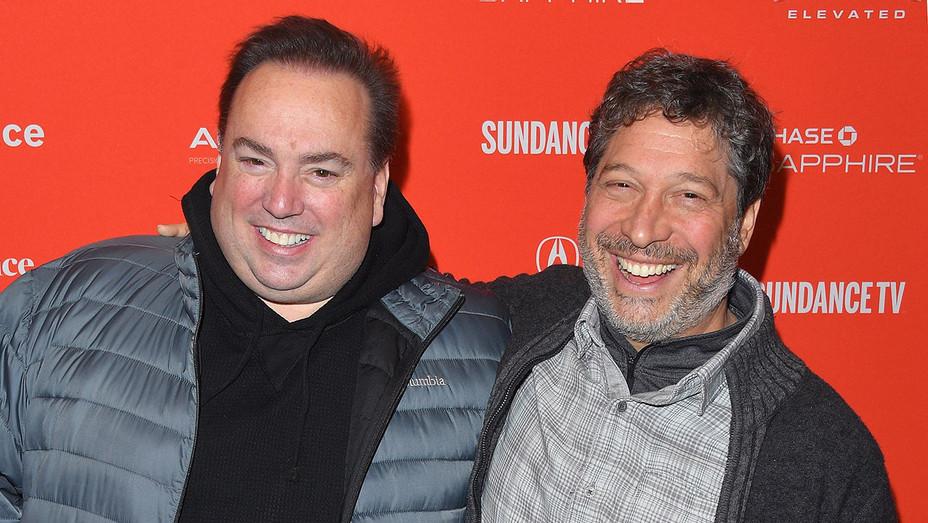 Jonathan Stern and Peter Principato - Getty - H 2018