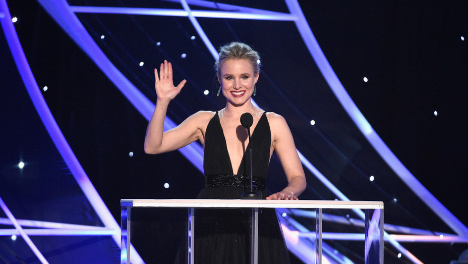 Kristen Bell SAG Awards - H Getty 2018
