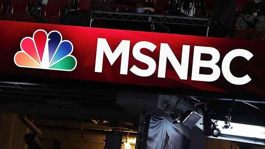 MSNBC General - Getty - H 2017